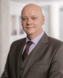 Ralf Hombach, Experte für Data & Analytics im Gesundheitswesen bei PwC