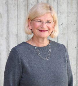 Die Autorin: Prof. Dr. Anja Lüthy