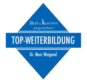 Top-Weiterbildung Marc Weigand